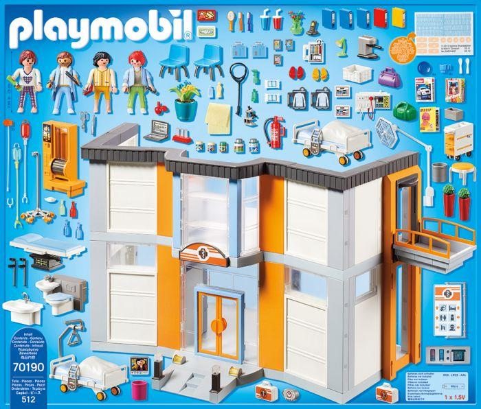 playmobil krankenhaus Kinder, Baby & Spielzeug günstige
