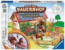 Ravensburger tiptoi Tier-Set Bauernhof