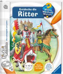 Ravensburger tiptoi Entdecke die Ritter