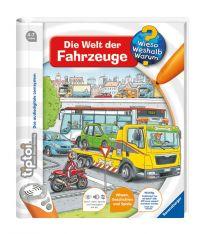 Ravensburger tiptoi Die Welt der Fahrzeuge