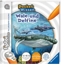 Ravensburger tiptoi Wale und Delfine