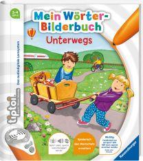 Ravensburger tiptoi Mein Wörter-Bilderbuch Unterwegs