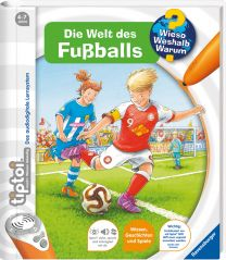 Ravensburger tiptoi Die Welt des Fußballs