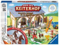 Ravensburger tiptoi Tier-Set Reiterhof