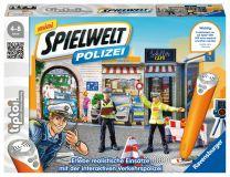 Ravensburger tiptoi Mini Spielwelt Polizei: Verkehrspolizei