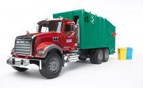Bruder Mack Granite Hecklader Müll-LKW