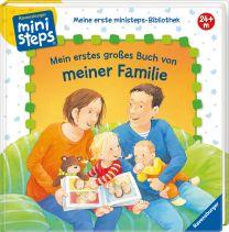 Ravensburger ministeps Mein 1. großes Buch v. meiner Familie