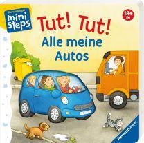 Ravensburger ministeps Tut! Tut! Alle meine Autos