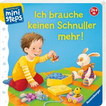 Ravensburger ministeps Ich brauche keinen Schnuller mehr!