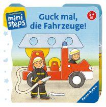 Ravensburger ministeps Guck mal, die Fahrzeuge!
