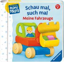 Ravensburger ministeps Schau mal, such mal: Meine Fahrzeuge