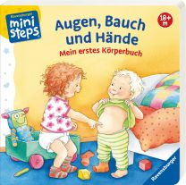 Ravensburger ministeps Augen, Bauch und Hände