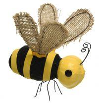 Deko-Biene zum Hängen