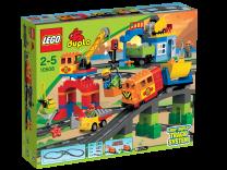 LEGO Duplo Eisenbahn Super-Set