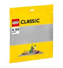 LEGO Classic Graue Bauplatte