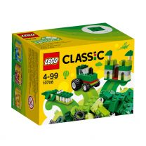 LEGO Classic Kreativ-Box Grün