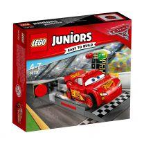 LEGO Juniors Cars Lightning McQueen's Beschleunigungsrampe