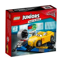 LEGO Juniors Cars Cruz Ramirez Rennsimulator