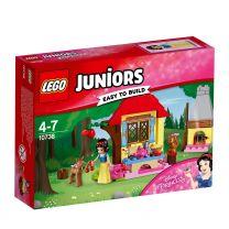 LEGO Juniors Disney Princess Schneewittchen's Waldhütte