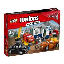 LEGO Juniors Cars Smokey's Garage
