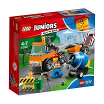 LEGO Juniors City Straßenbau-Laster