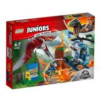 LEGO Juniors Jurassic World Flucht vor dem Pteranodon
