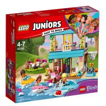 LEGO Juniors Friends Stephanie's Haus am See