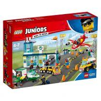 LEGO Juniors City Flughafen