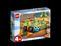 LEGO Toy Story 4 Woody & Turbo