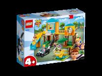 LEGO Toy Story 4 Buzz & Porzellinchen's Spielplatzabenteuer