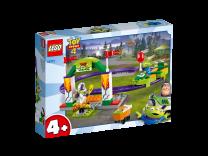 LEGO Toy Story 4 Buzz' wilde Achterbahnfahrt