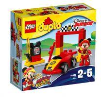 LEGO Duplo Disney Micky's Rennwagen
