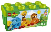 LEGO Duplo Meine erste Steinebox mit Ziehtieren