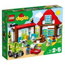 LEGO Duplo Ausflug auf den Bauernhof