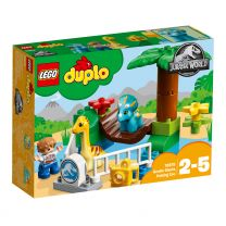 LEGO Duplo Jurassic World Dino-Streichelzoo