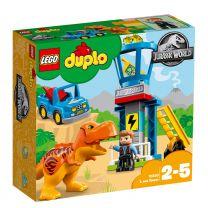 LEGO Duplo Jurassic World T-Rex Aussichtsplattform