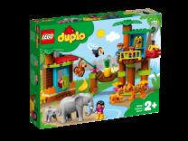 LEGO Duplo Baumhaus im Dschungel