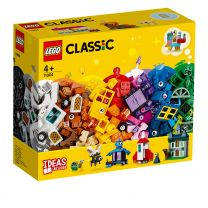 LEGO Basic Bausteine - Kreativ mit Fenstern