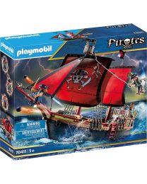 Playmobil Piraten Totenkopf-Kampfschiff