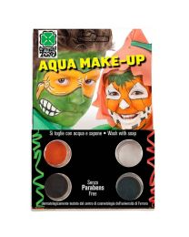 "Aqua Make-Up ""Turtles/Kürbis"""