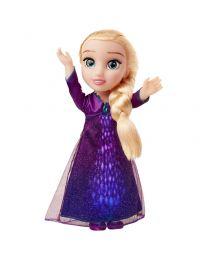 Disney Frozen II Elsa (sprechend, leuchtend und singend)