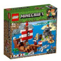 LEGO Minecraft Das Piratenschiff-Abenteuer