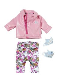 Zapf Creation Baby Born City Scooter-Outfit