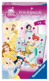 Ravensburger Disney Princess Würfelpuzzle