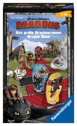 Ravensburger Dragons Das große Drachenrennen