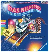 Ravensburger Das Nilpferd in der Achterbahn