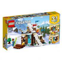LEGO Creator Modulares Wintersportparadies