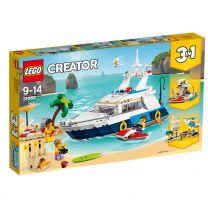 LEGO Creator Abenteuer auf der Yacht