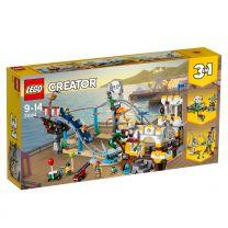 LEGO Creator Piraten-Achterbahn