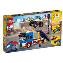 LEGO Creator Stunt-Truck-Transporter